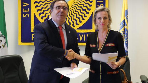La Pablo de Olavide y el Istituto di Cultura Salentina se unen para promover proyectos culturales, educativos y de investigación