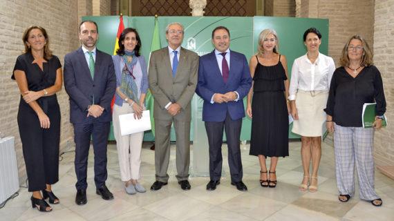 Los presupuestos de Sevilla contemplan casi un millón de euros para la Ciudad de la Justicia y 46 para el abastecimiento de la Sierra Sur