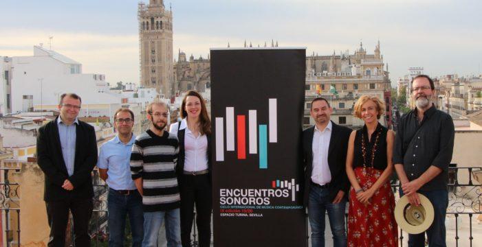 La IX edición de Encuentros Sonoros trae grandes creaciones internacionales, nacionales y andaluzas al Espacio Turina
