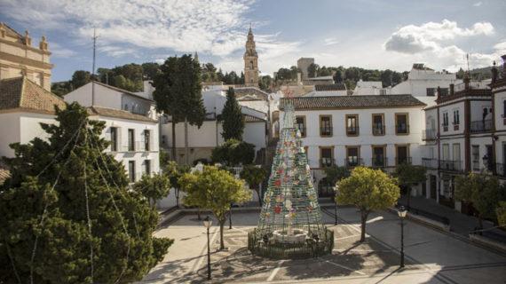 Estepa se ilumina de Navidad el próximo 3 de noviembre