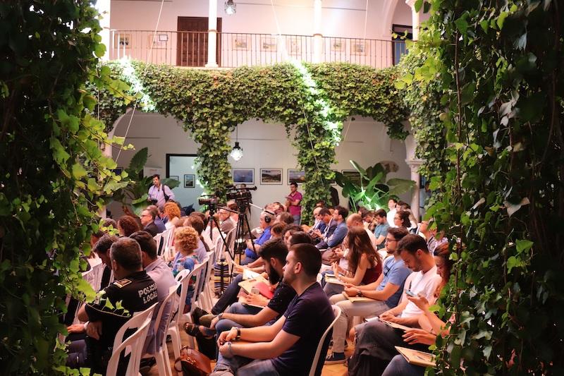 Los cursos de verano de la Olavide en Carmona revalidan el sobresaliente según sus estudiantes y docentes