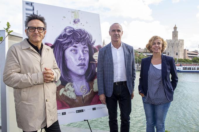 El Festival de Cine de Sevilla entregará a Pere Portabella el Giraldillo de Honor.