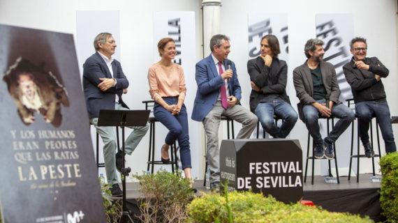 El Festival de Cine de Sevilla acogerá el estreno mundial de la segunda temporada de 'La peste'