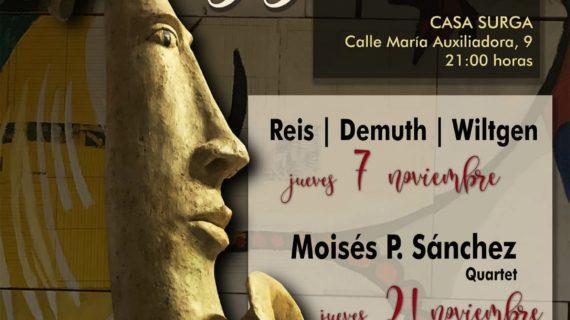 El pianista Moisés Sánchez actuará en Utrera dentro del XXVII Circuito Provincial de Jazz
