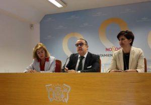 El delegado Francisco Páez ha informado de estas ayudas en rueda de prensa