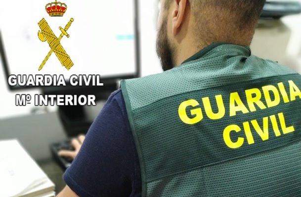 Detenido en Guillena por robo en interior de varios vehículos