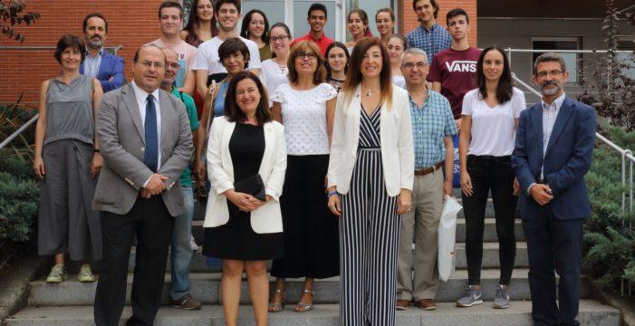 El IES La Campiña, de Arahal, Premio Humanitas 2019 de la Universidad Pablo de Olavide