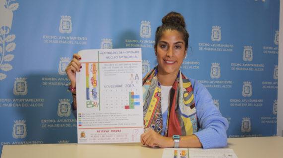 Rutas del Agua y las IX Jornadas Jorge Bonsor en la programación de noviembre de Mairena de Alcor