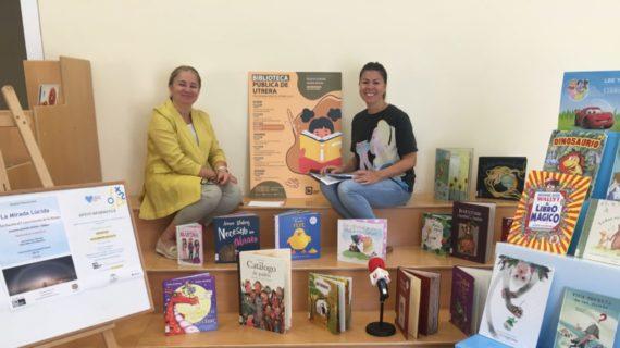 La biblioteca de Utrera presenta una programación de otoño llena de cuentacuentos, actividades y talleres