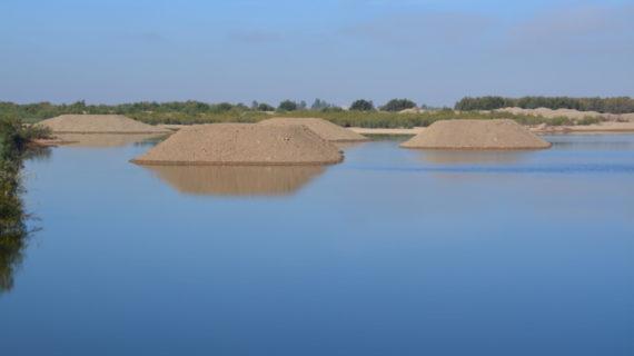 El Puerto de Sevilla comienza a regenerar las playas de Sanlúcar de Barrameda