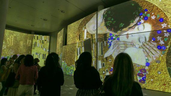 'El Oro de Klimt' supera los 10.000 visitantes en los primeros diez días de apertura en la capital