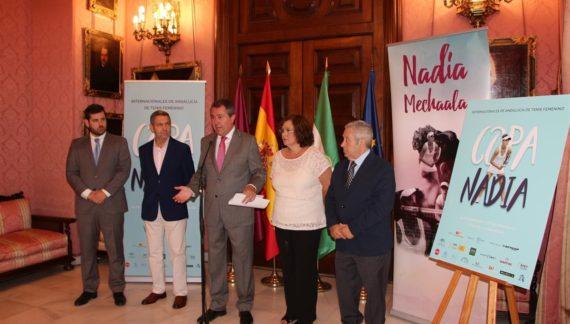 Sevilla acoge la Copa Nadia de tenis, que se consolida con el cuadro más destacado de sus ediciones