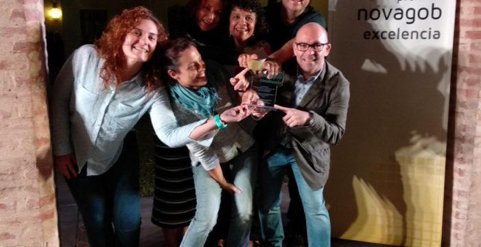 """El proyecto """"Sumand@tecas"""", premio a la Mejor Iniciativa de Colaboración Institucional Novagob Excelencia 2019"""