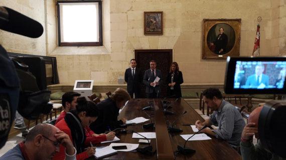El Plan Respira Sevilla generará áreas saludables y sostenibles en el entorno de calle Betis y Casco Antiguo