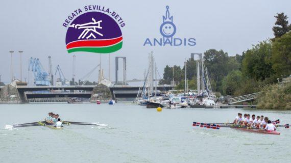 La cara solidaria de la regata Sevilla-Betis