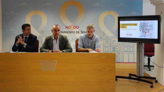 El primer catálogo de protección de arquitectura regionalista de Sevilla incluye 33 edificios de Nervión, Triana, La Palmera o Macarena