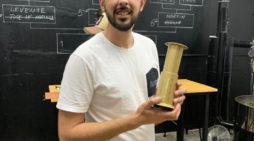 El café no tiene secretos para el barista de La Rinconada José Quiles Alba, campeón de Andalucía en AeroPress