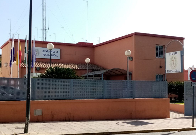 Comisaría de Policía de Alcalá.