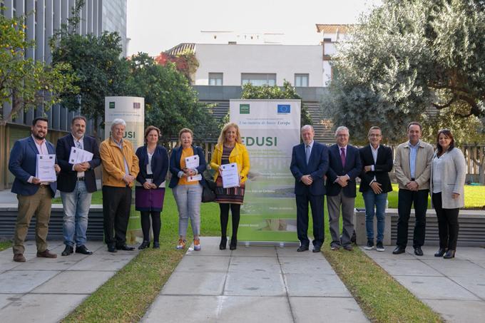 Inician la configuración de proyectos de las áreas urbanas funcionales de Bormujos y Camas
