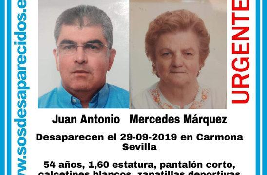 Localizan a uno de los vecinos desaparecidos en Carmona
