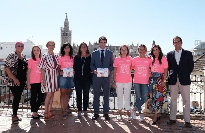 10.000 corredoras formarán una marea rosa en la XIII Carrera de la Mujer