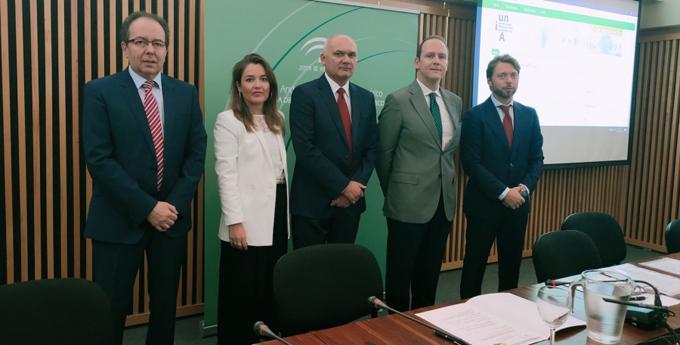 La UNIA acoge en su sede de Sevilla cuatro cursos y encuentros de verano