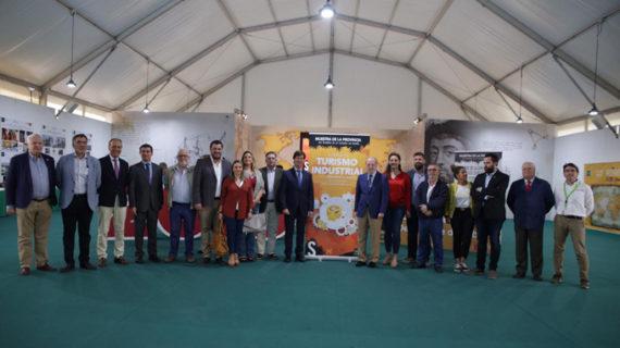 La experiencia en productos y procesos de elaboración, en la II Feria de Turismo Industrial de la Provincia de Sevilla
