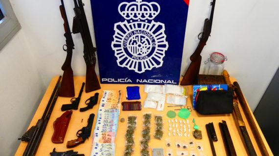 Desarticulan en Alcalá de Guadaíra un clan familiar dedicado a la venta de sustancias estupefacientes