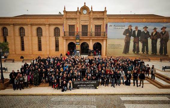 Más de 300 fotógrafos de toda España se dan cita en La Puebla en el II Photo Nature Andalucía