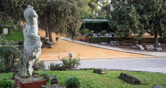 Mejoran las instalaciones del Conjunto Arqueológico de Itálica para la visita de escolares