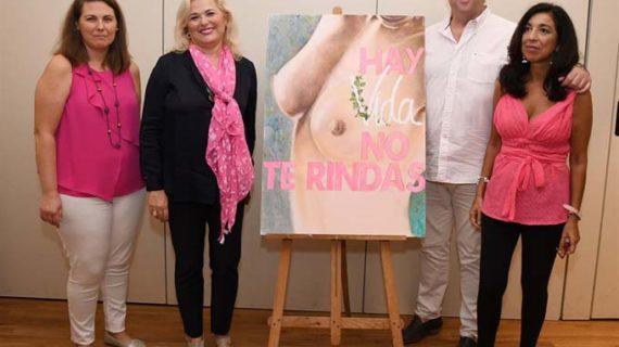 La II Gala Rosa contra el cáncer de mama se celebra el 25 de octubre en el Casino de la Exposición