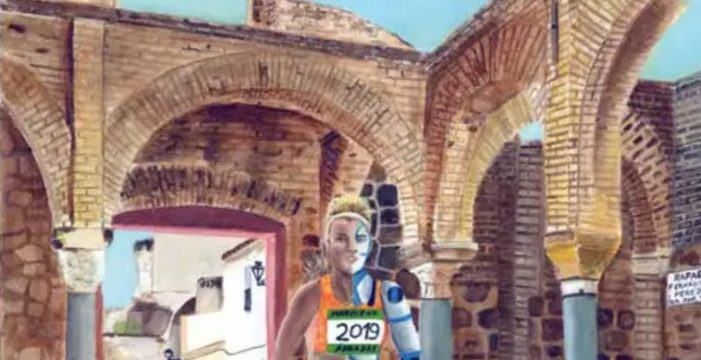 La media maratón Marchena-Paradas acoge a 450 atletas