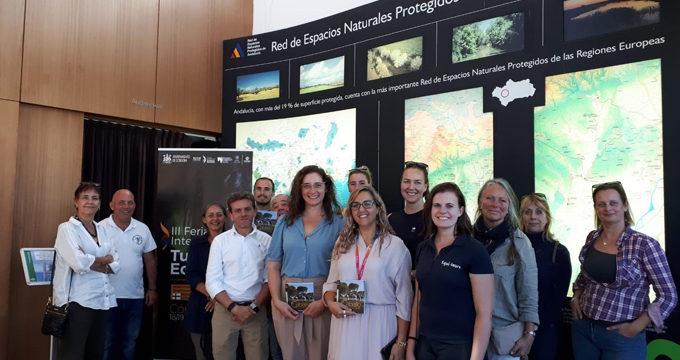 Promocionan la provincia de Sevilla entre agentes y periodistas internacionales especializados en turismo ecuestre
