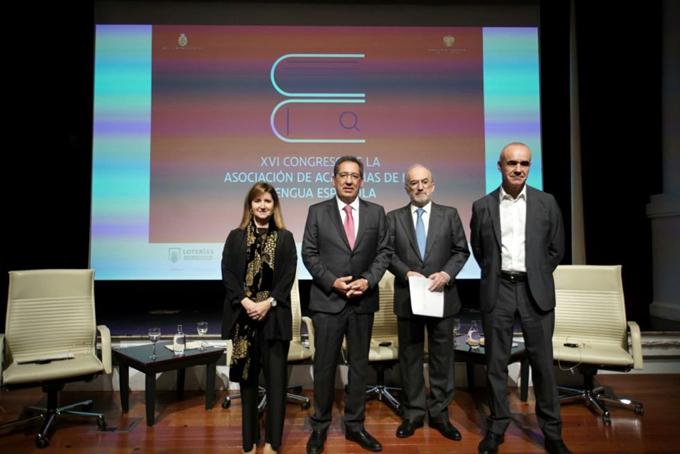 Vargas Llosa, Goytisolo, Savater y Pérez Reverte participan en Sevilla en el XVI Congreso de la ASALE