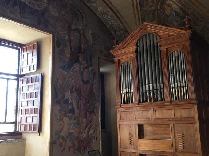 San Luis de los Franceses acoge dos conciertos por la 1ª Semana Internacional del Órgano