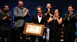 Tributo de cante y baile para el genio de Javier Barón en el Festival 'Joaquín el de la Paula' de Alcalá