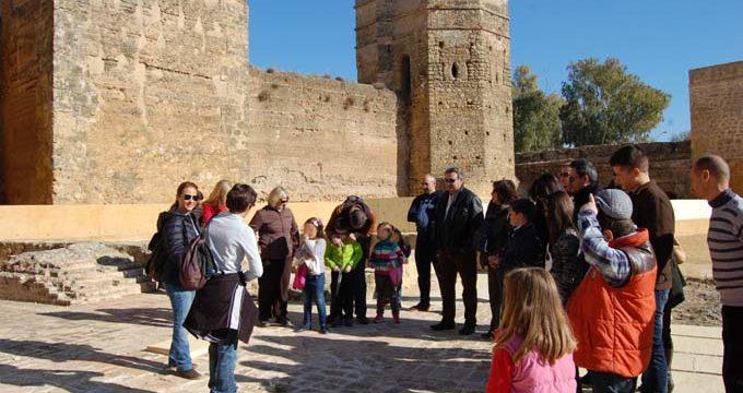 Vuelven las visitas guiadas mensuales al Castillo de Alcalá y el barrio de San Miguel