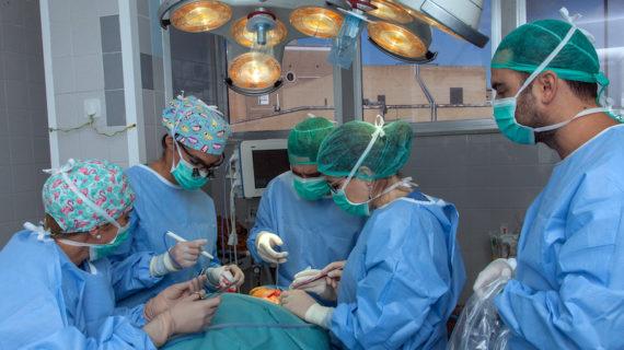 Más de 800 pacientes de cáncer del Virgen del Rocío se benefician cada año de la biopsia selectiva de ganglio centinela