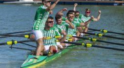Se mantiene la hegemonía verdiblanca en la Regata Sevilla-Betis