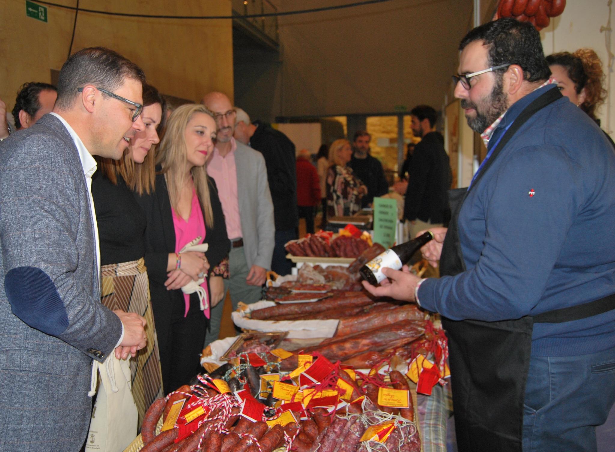 Sabor Guadaíra reúne los mejores productos gourmet de Alcalá