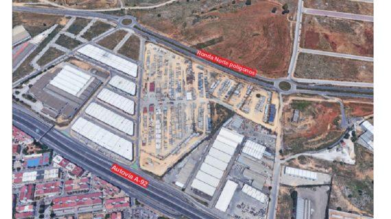 Más de 100.000 metros cuadrados de suelo nuevo para la implantación de actividades económicas y comerciales en Alcalá de Guadaíra