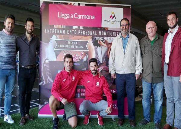 El Ayuntamiento de Carmona ofrece a sus vecinos un estudio personalizado sobre su condición física gratis