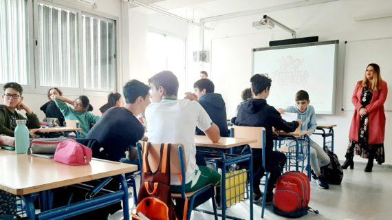 Más de 30 talleres de alfabetización mediática en la capital con motivo del Día Internacional de las Ciudades Educadoras