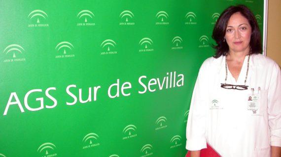 La neuróloga del Valme, Eva Cuartero, nombrada coordinadora del Plan de Alzheimer y otras demencias de Andalucía