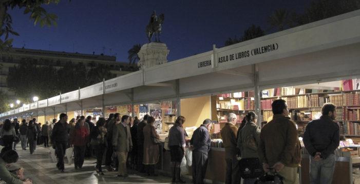 La Feria del Libro Antiguo y de Ocasión, uno de los eventos culturales más longevos y estables de la ciudad