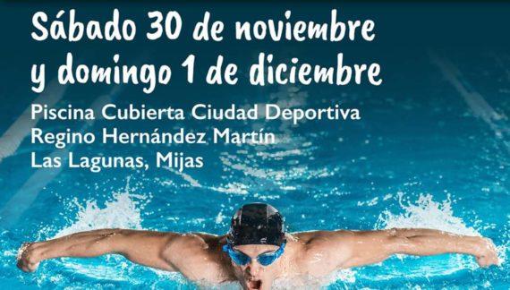 El Club Natación Mairena busca su cuarta Copa de Andalucía consecutiva