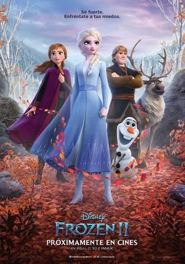 El Virgen del Rocío, una sala de cine más en el estreno de 'Frozen 2' para los niños ingresados