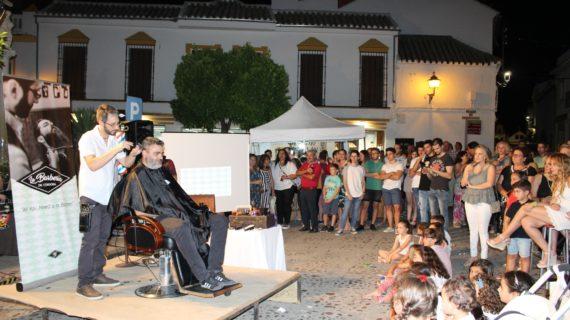 Fuentes de Andalucía recibe un premio por su labor a favor del comercio local