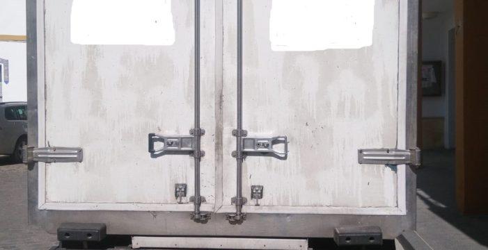 Detenido por robar un camión que fue localizado gracias a su GPS