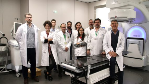 El Macarena resalta el papel de la Radiofísica en la eficacia de los tratamientos y procedimientos diagnósticos
